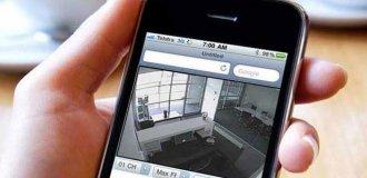Удаленное видеонаблюдение через телефон и интернет