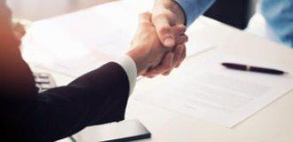 Заключение договора на обслуживание с ИП Чиркина